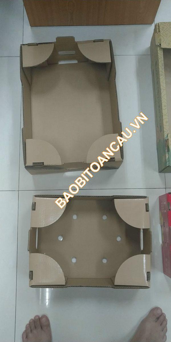 thùng carton in flexo chất lượng cao